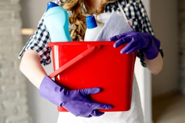 Bauendreinigung-Reinigungsmittel