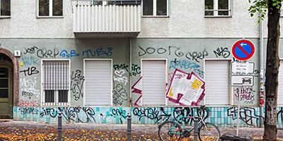 Graffitientfernung-Aufmacher