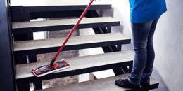 Treppenhausreinigung – Alle Rechte & Pflichten